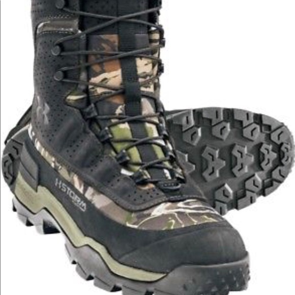 9c891cac2c0 Under Armour 1200 G hunting boots. Best in class Boutique